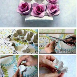 Blomster av eggeske