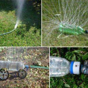 Hvordan lage en vannspreder?