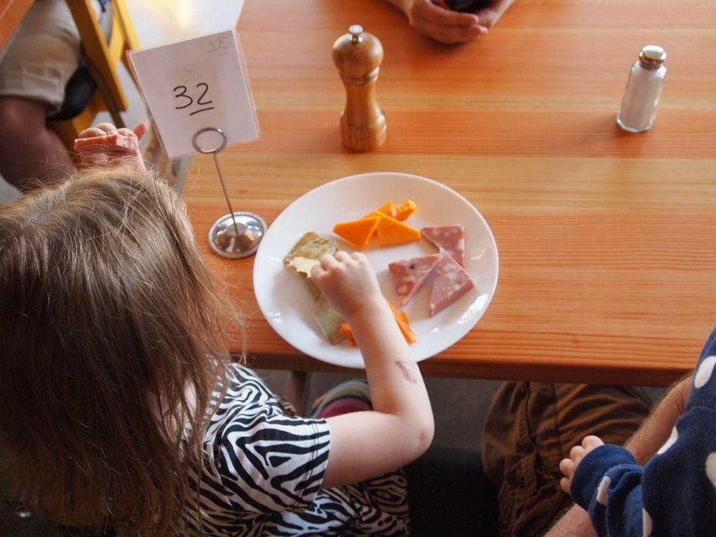 Hva bør barn spise