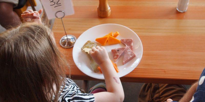 Hva bør barn spise?