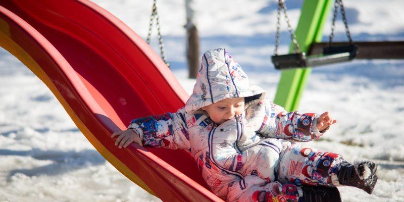 Hvordan velge riktig klær til vær for barn?